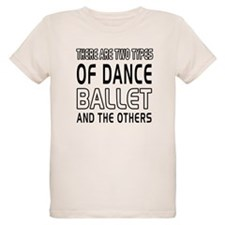 Ballet Dance Designs T-Shirt