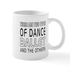 Ballet Dance Designs Mug
