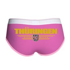Thuringia (Flag 10) pocket Women's Boy Brief