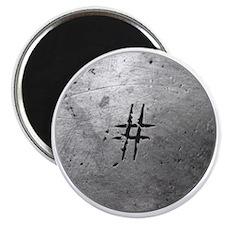 MetalSilv#neckTR Magnet