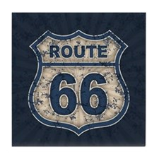 rt66-rays-BUT Tile Coaster