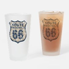 rt66-rays-T Drinking Glass