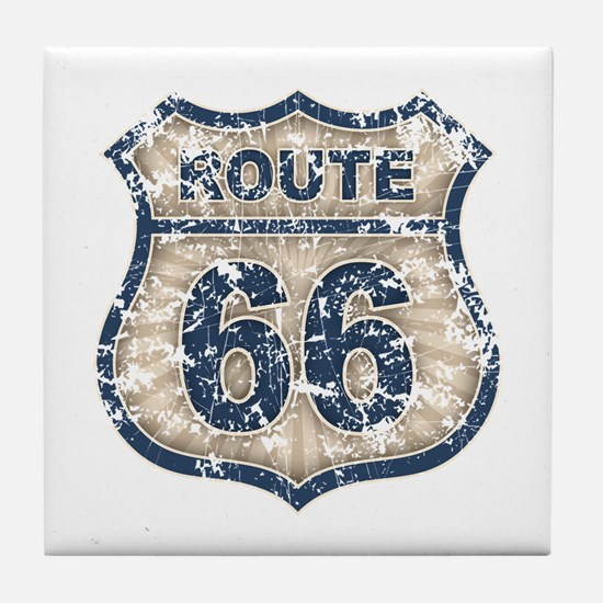 rt66-rays-T Tile Coaster