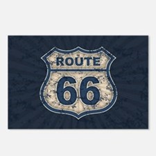 rt66-rays-OV Postcards (Package of 8)
