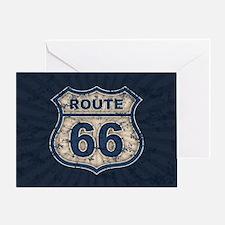 rt66-rays-OV Greeting Card