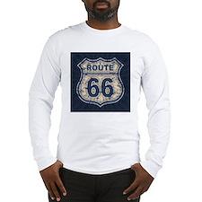 rt66-rays-TIL Long Sleeve T-Shirt