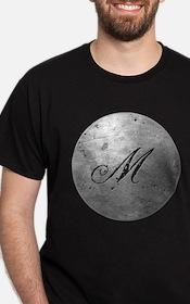 MetalSilvMneckTR T-Shirt