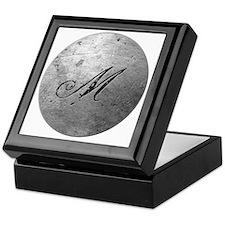 MetalSilvMneckTR Keepsake Box