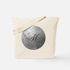 MetalSilvMneckTR Tote Bag