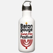 Baton Rouge Jewish Fil Water Bottle
