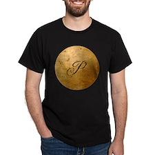 MetalGoldPneckTR T-Shirt