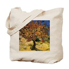 van gogh the mulberry tree Tote Bag