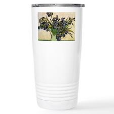 van gogh still life Travel Coffee Mug