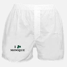 I Shamrock MONIQUE Boxer Shorts