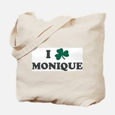 I Shamrock MONIQUE Tote Bag