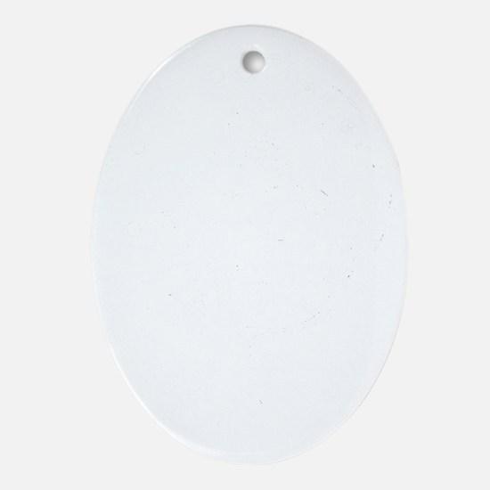 soggy_dollar Oval Ornament