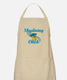 Skydiving Chick #3 Apron