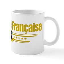 France (Flag 10) pocket Mug