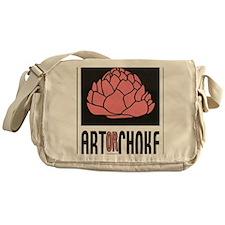 Art_Choke_16x20 Messenger Bag