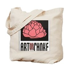 Art_Choke_16x20 Tote Bag