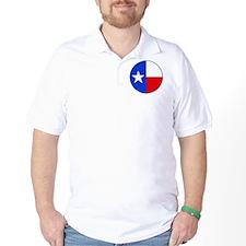 TEXAS FLAG CIRCLE T-Shirt