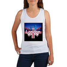 LONDON Women's Tank Top