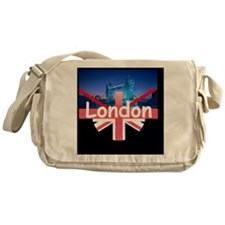 LONDON Messenger Bag