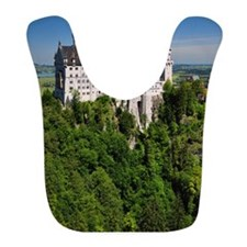 Neuschwanstein Castle Vertical Bib