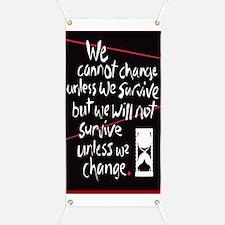 Change_Survive_11x17 Banner