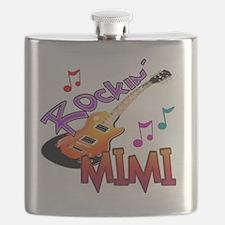 ROCKIN MIMI Flask