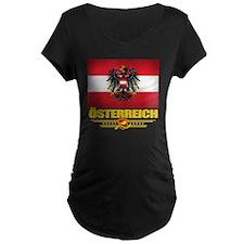 Austria (Flag 10) T-Shirt
