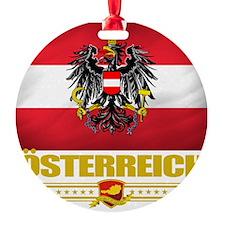 Austria (Flag 10) Ornament
