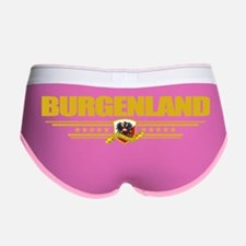 Burgenland (Flag 10) pocket Women's Boy Brief