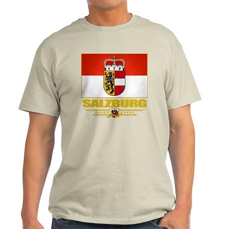 Salzburg (Flag 10) Light T-Shirt
