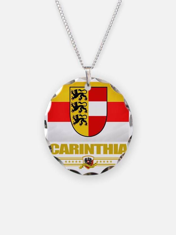 Carinthia (Flag 10) Necklace