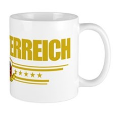 Oberosterreich (Flag 10) pocket Mug