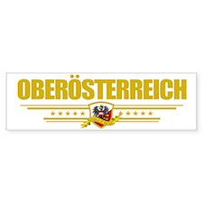 Oberosterreich (Flag 10) pocket Bumper Sticker