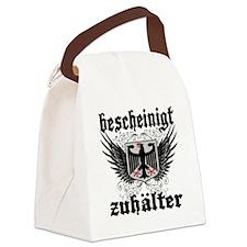 German Certified Pimp copy Canvas Lunch Bag
