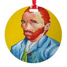 vincentvangoghpillow Ornament