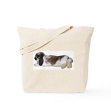 """""""Bunny 3"""" Tote Bag"""