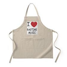 RAGTIME_MUSIC Apron
