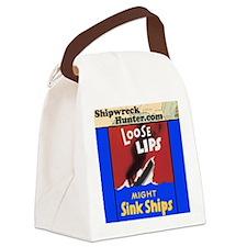 Lships2 copy copy Canvas Lunch Bag