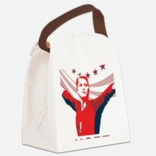 Hope 2011- USA Soccer Canvas Lunch Bag