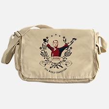 Hope Solo American Legend 2011 Messenger Bag