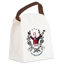 Hope Solo American Legend 2011 Canvas Lunch Bag