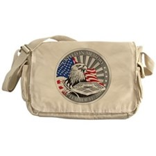 911 Messenger Bag