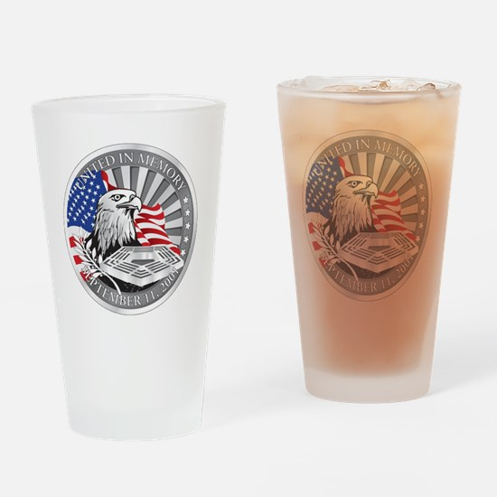911 Drinking Glass