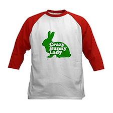Crazy Bunny Lady Tee