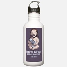 baby-jesus-CRD Water Bottle