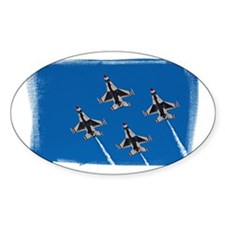 (16) Thunderbirds 4 Bird Side Decal